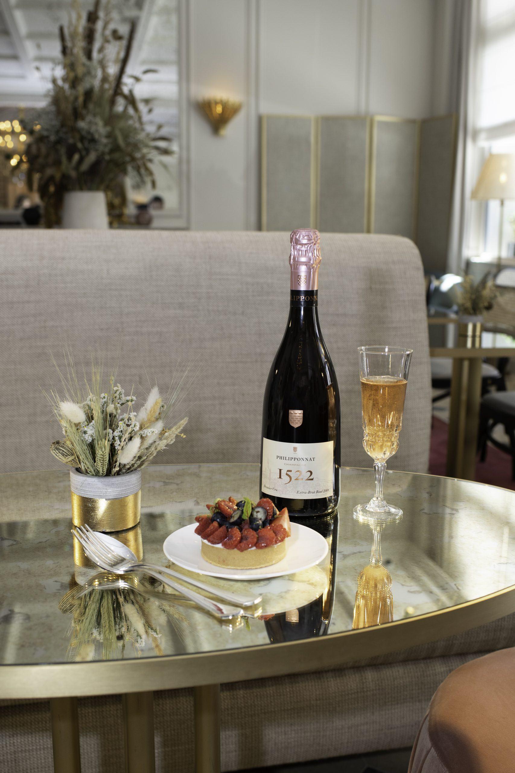 Cuvée 1522 Rosé Extra-Brut 2009 - Champagne Philipponnat