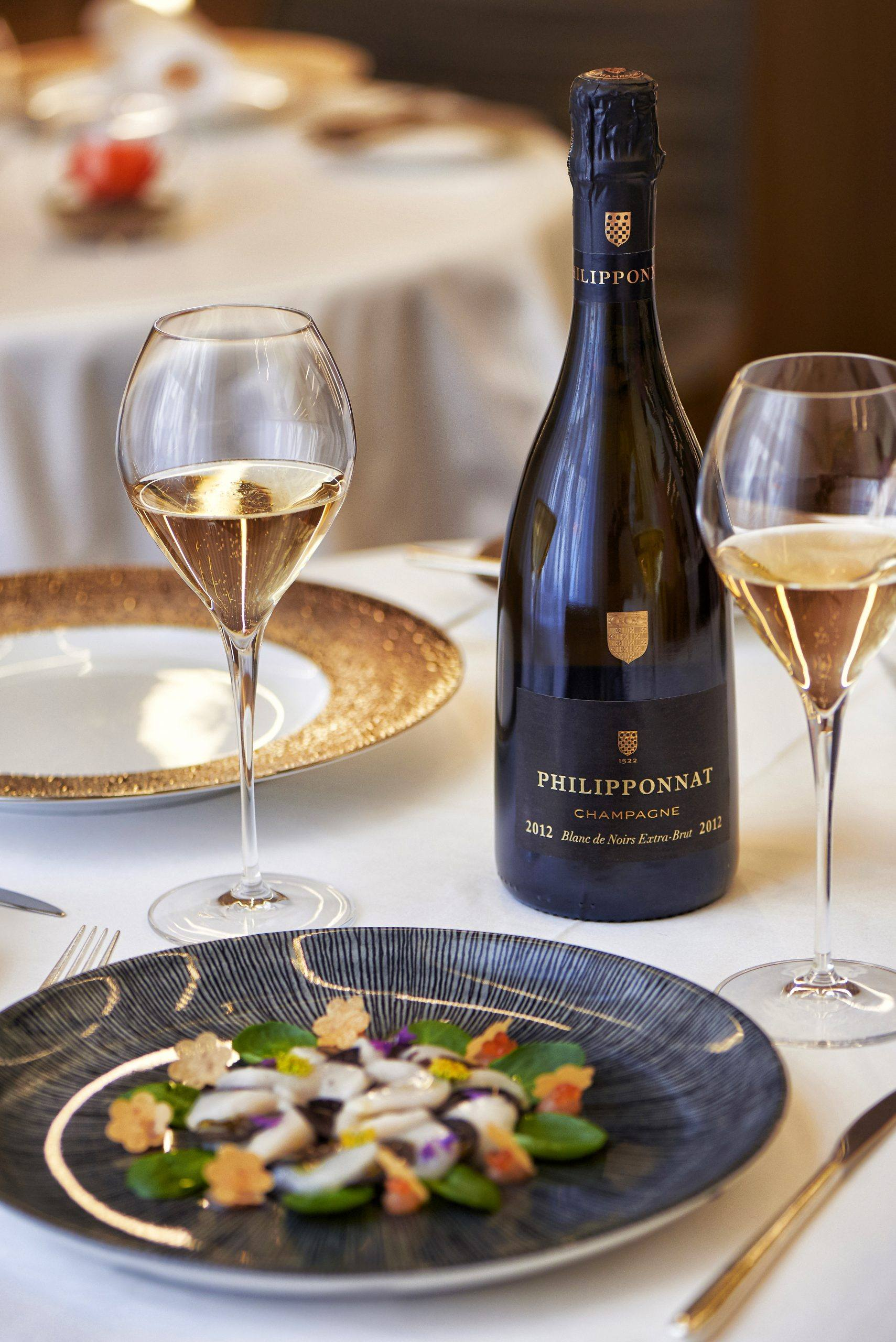 Blanc de Noirs Extra-Brut 2014 - Champagne Philipponnat