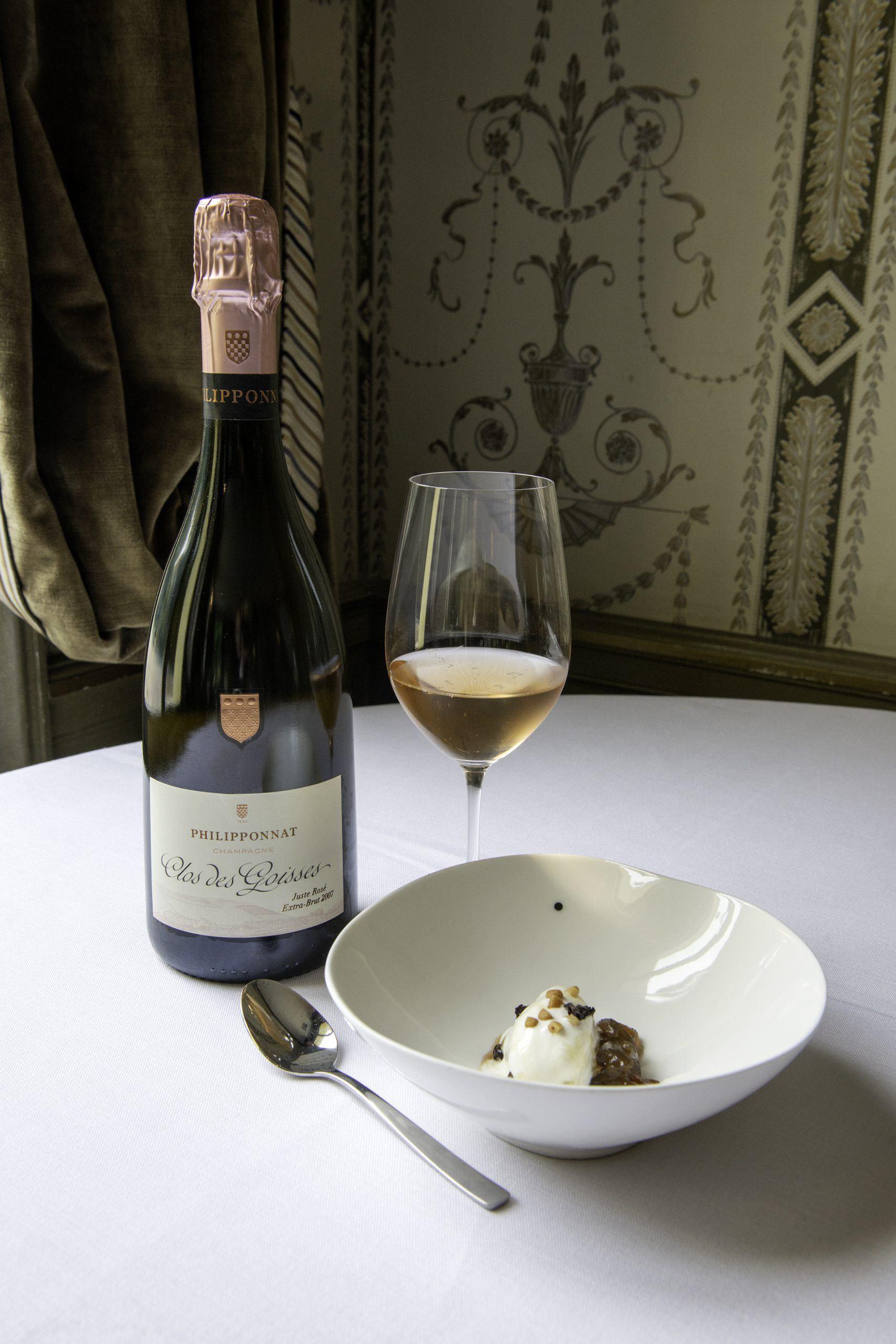 Clos des Goisses Juste Rosé Extra-Brut 2009 - Champagne Philipponnat