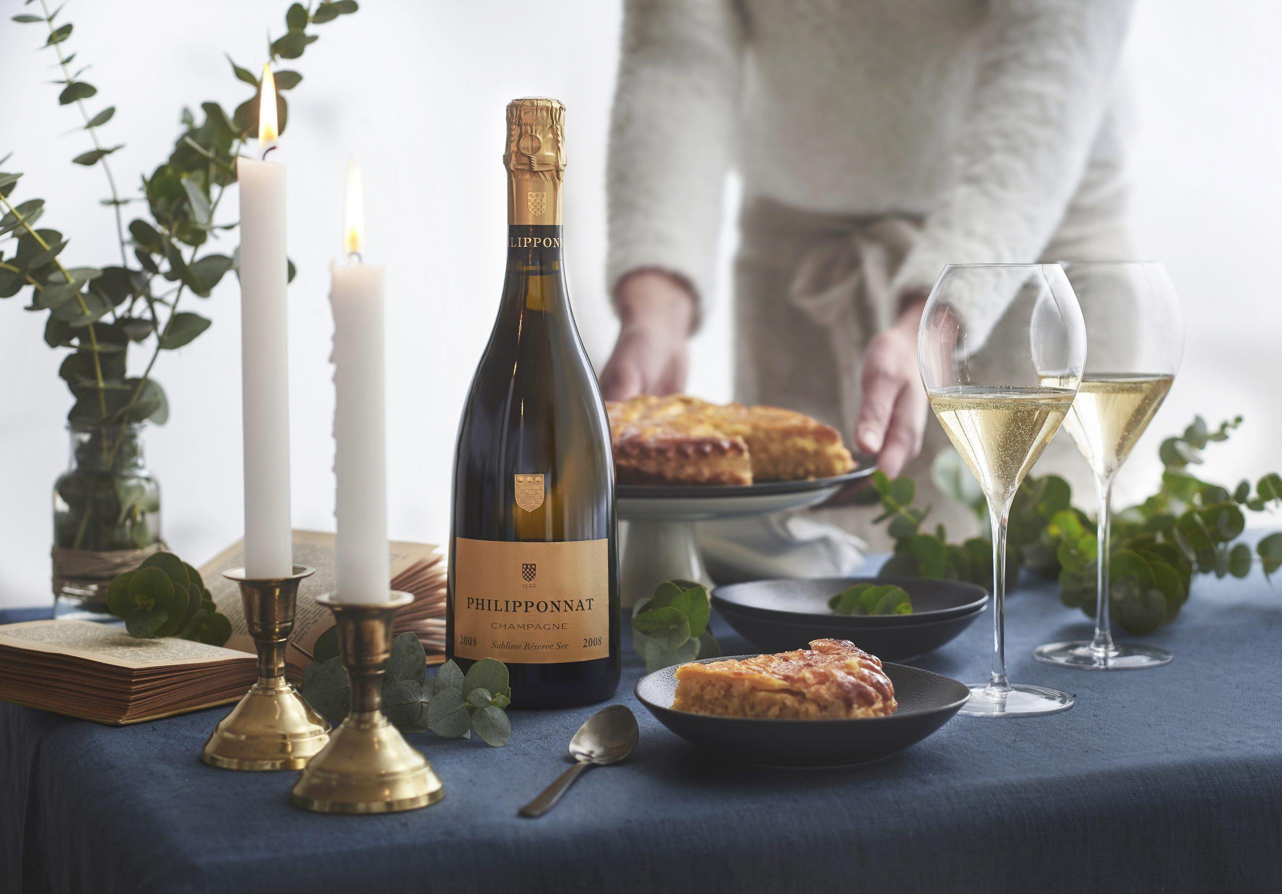 Sublime Réserve Sec 2008 - Champagne Philipponnat